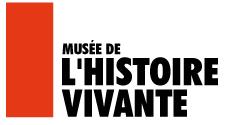 Logo du musée de l'Histoire Vivante