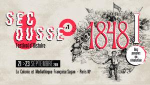 Affiche du festival Secousse